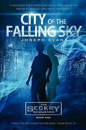 9780957291201: City of the Falling Sky (the Seckry Sequence Book 1)
