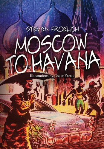 Moscow To Havana