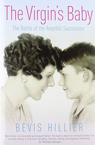 9780957297760: The Virgin's Baby: The Battle of the Ampthill Succession