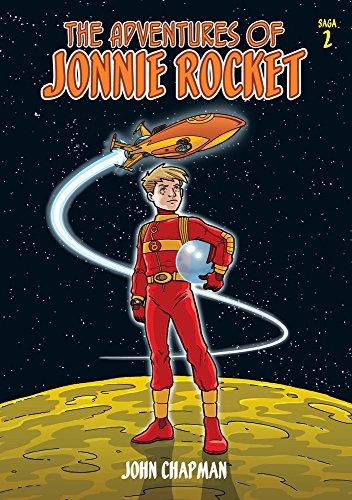 9780957303515: The Adventures of Jonnie Rocket: Saga 2