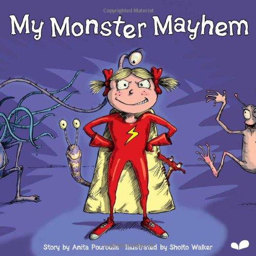 My Monster Mayhem: Pouroulis, Anita