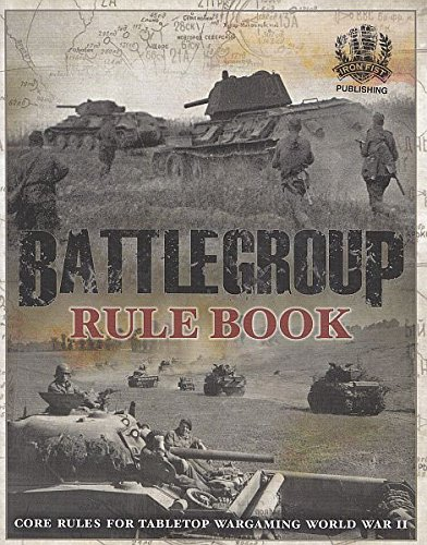9780957313224: Battlegroup Rule Book - Core Rules for