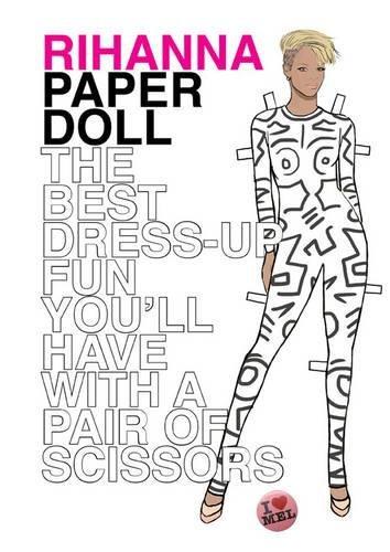 9780957314825: Paper Doll Rihanna