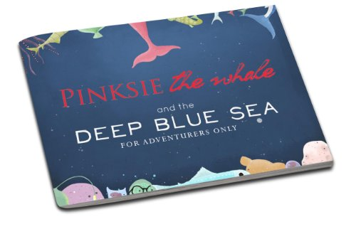 9780957343115: Pinksie the Whale: And the Deep Blue Sea
