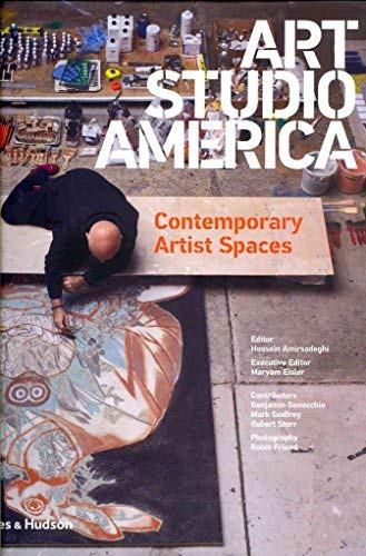 9780957351943: Art Studio America: Contemporary Artist Spaces