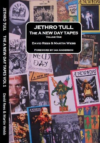 9780957353305: Jethro Tull - the a New Day Tapes: Vol. One
