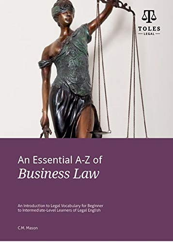 9780957358935: An Essential A-Z of Business Law