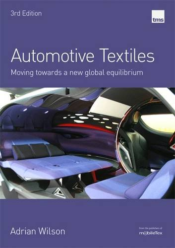 9780957361614: Automotive Textiles: Moving Towards a New Global Equilibrium