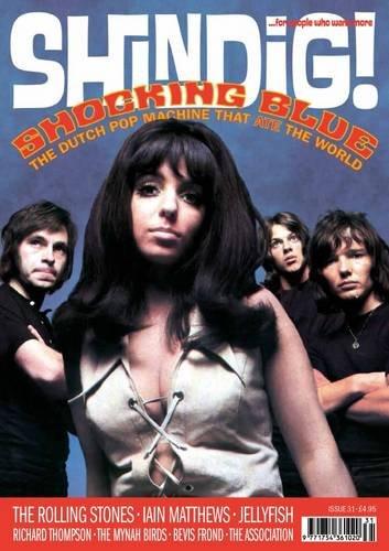 9780957365735: Shindig!: Shocking Blue: The Dutch Pop Machine That Ate the World No. 31