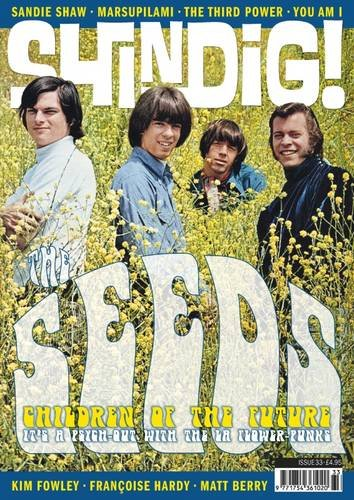 9780957365766: Shindig!: Seeds - It's a Psych-out with the LA Flower-punks No. 33