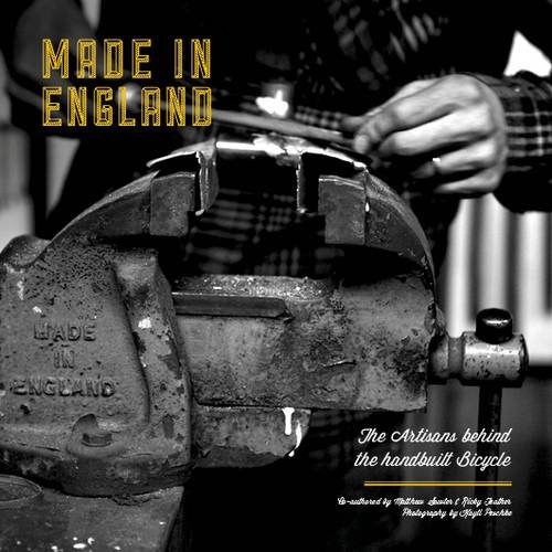 9780957366800: Made in England