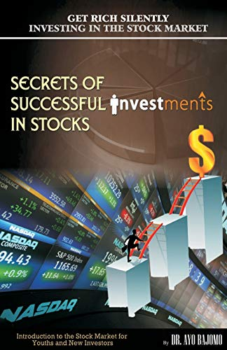 9780957369542: Secrets of Successful Investment in Stocks: Introduction to the Stock Market for Youths and New Investors.