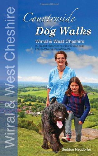 Countryside dog walks - Wirral & West Cheshire: Seddon, Gilly