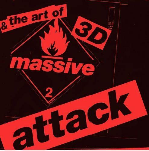 9780957391437: 3D and the Art of Massive Attack