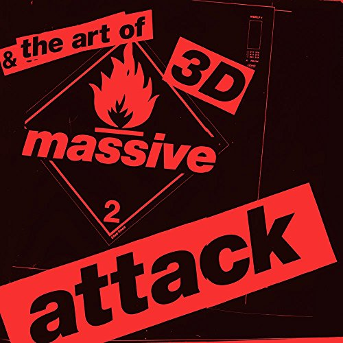 9780957391475: 3D and the art of Massive Attack