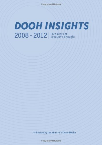 9780957395602: Dooh Insights: 2008-2012: Five Years of Executive Thought