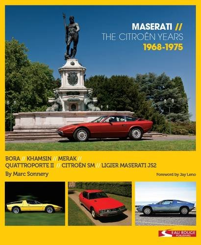 9780957397804: Maserati - the Citroen Years 1968 - 1975