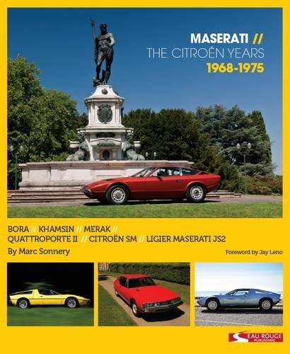 9780957397804: Maserati - the Citroen Years 1968 - 1975