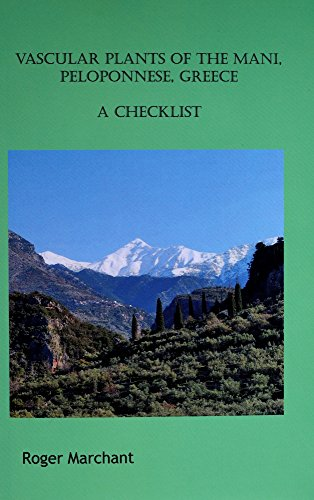 9780957400368: Vascular Plants of the Mani, Peloponnese, Greece: A Checklist