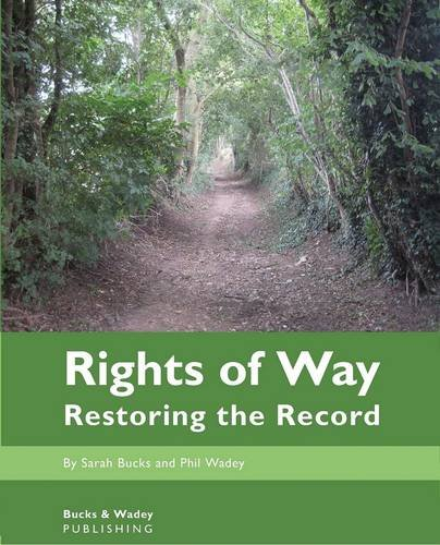 9780957403604: Rights of Way: Restoring the Record