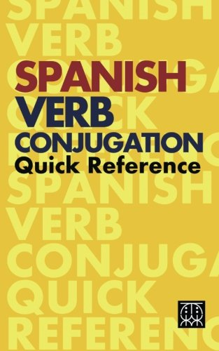 9780957411500: Spanish Verb Conjugation Quick Reference
