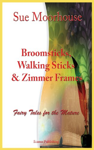 Broomsticks, Walking Sticks Zimmer Frames: Sue Moorhouse
