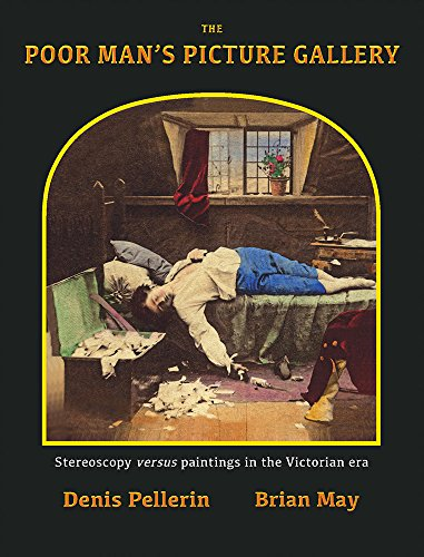 9780957424616: The Poor Man's Picture Gallery: Stereoscopy versus Paintings in the Victorian Era