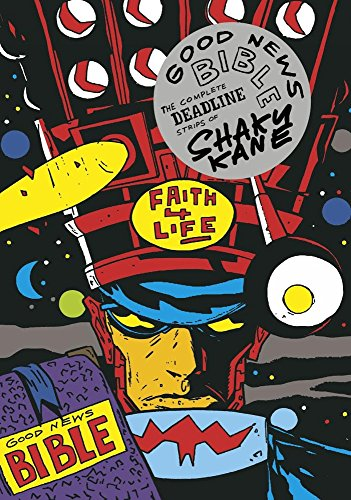 9780957438149: Good News Bible: The Deadline Strips of Shaky Kane