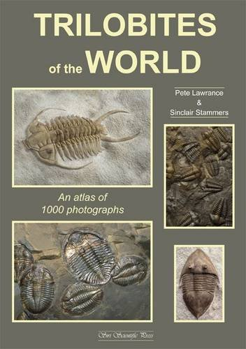 9780957453036: Trilobites of the World: An Atlas of 1000 Photographs