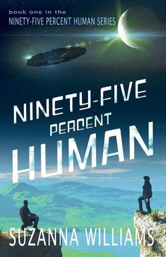 9780957466227: Ninety-Five Percent Human