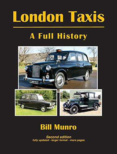 9780957475427: London Taxis - A Full History