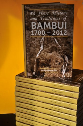 9780957476400: A Short History and Traditions of Bambui 1700-2012