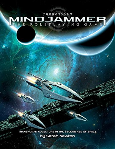 9780957477933: Mindjammer - The Roleplaying Game: Transhuman Adventure in the Second Age of Space
