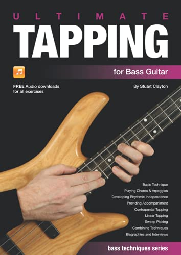 9780957485952: Ultimate Tapping for Bass Guitar