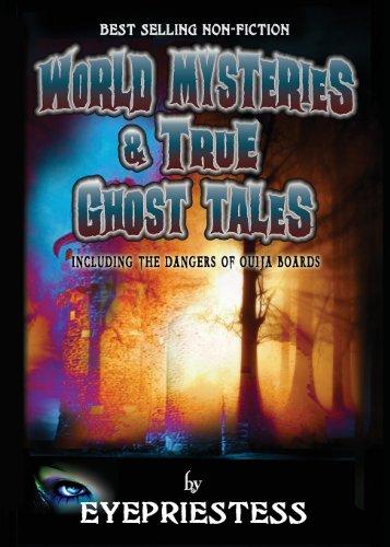 World Mysteries & True Ghost Tales: Jacqui Stevens