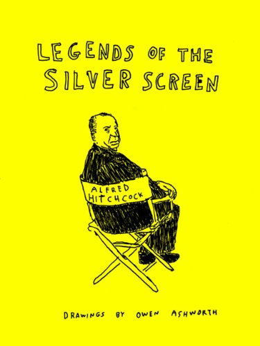 9780957490970: Legends of the Silver Screen