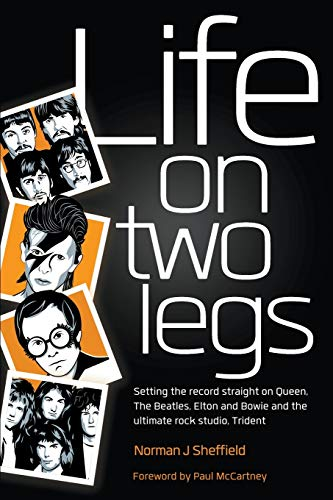 9780957513310: Life on Two Legs: Set The Record Straight
