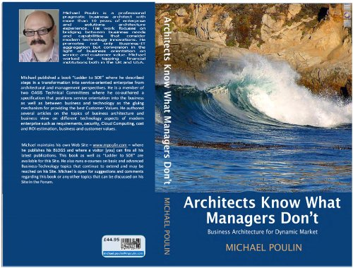 9780957519909: Architects Know What Managers Don't: Business Architecture for Dynamic Market