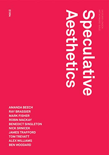 9780957529571: Speculative Aesthetics (Redactions)