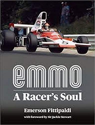 9780957532045: Emmo: A Racer's Soul