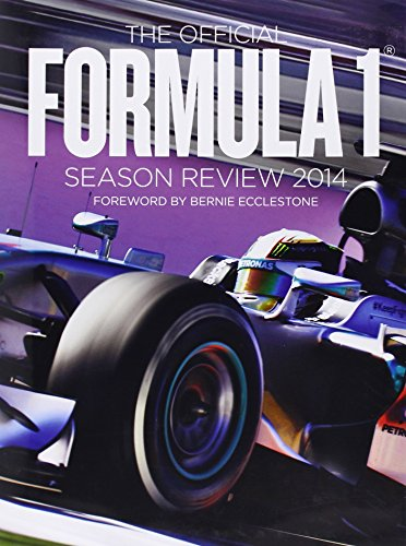 9780957532069: Official Formula 1 Season Review 2014