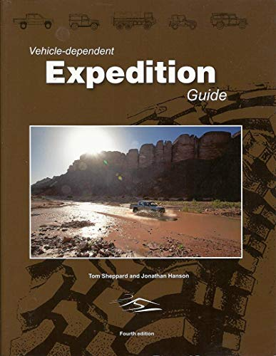 9780957538528 vehicle dependent expedition guide fourth edition rh abebooks com Expedition Car Expedition Backpack Cartoon