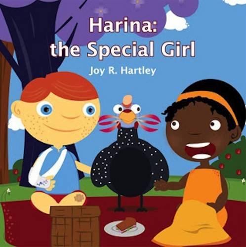 9780957538603: Harina: the Special Girl (Tales of Harina)