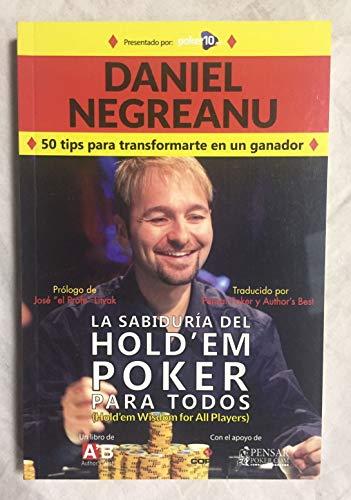 9780957547421: La sabiduria del Holdém Poker para todos