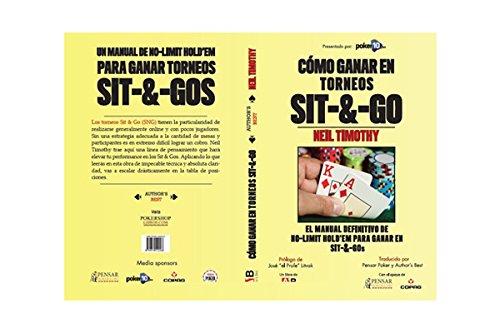 9780957547445: Cómo ganar torneos en Sit-&-Go