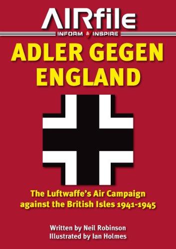 9780957551305: Adler Gegen England (Airfile Inform & Inspire)