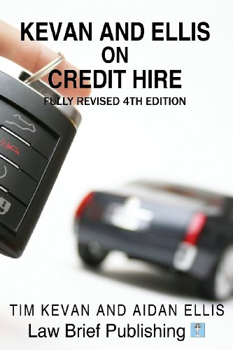9780957553002: Kevan and Ellis on Credit Hire