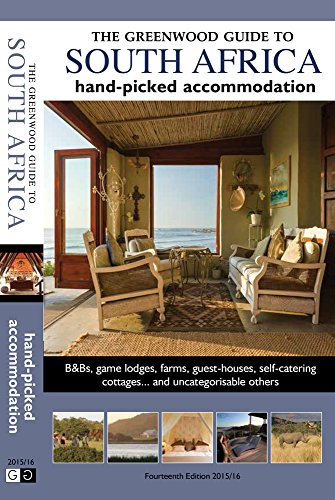 9780957571525: Greenwood Guide to South Africa: Hand Picked Accommodation