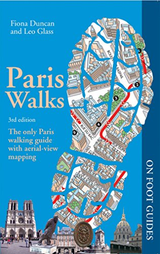 Paris Walks (On Foot Guides): Fiona Duncan