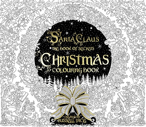 9780957577022: Christmas Colouring Book (Santa Claus: The Book of Secrets)